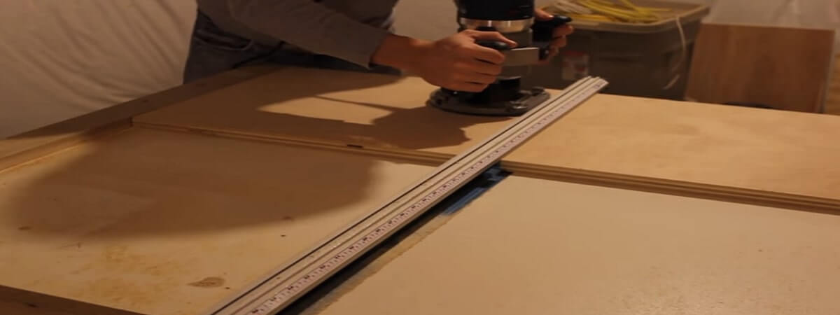 How to Cut a Channel in Wood with a Router