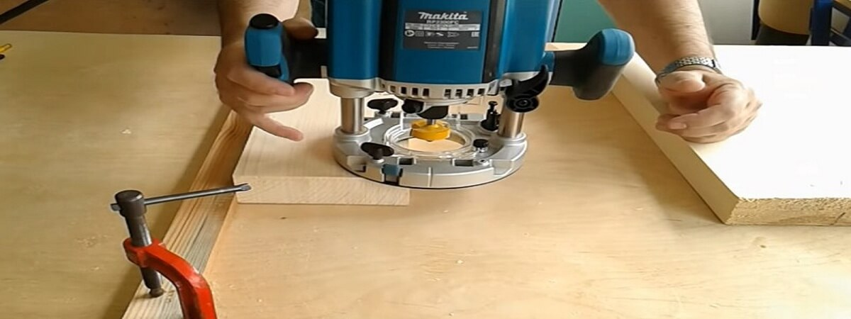 How To Cut A Slot In Wood With A Router