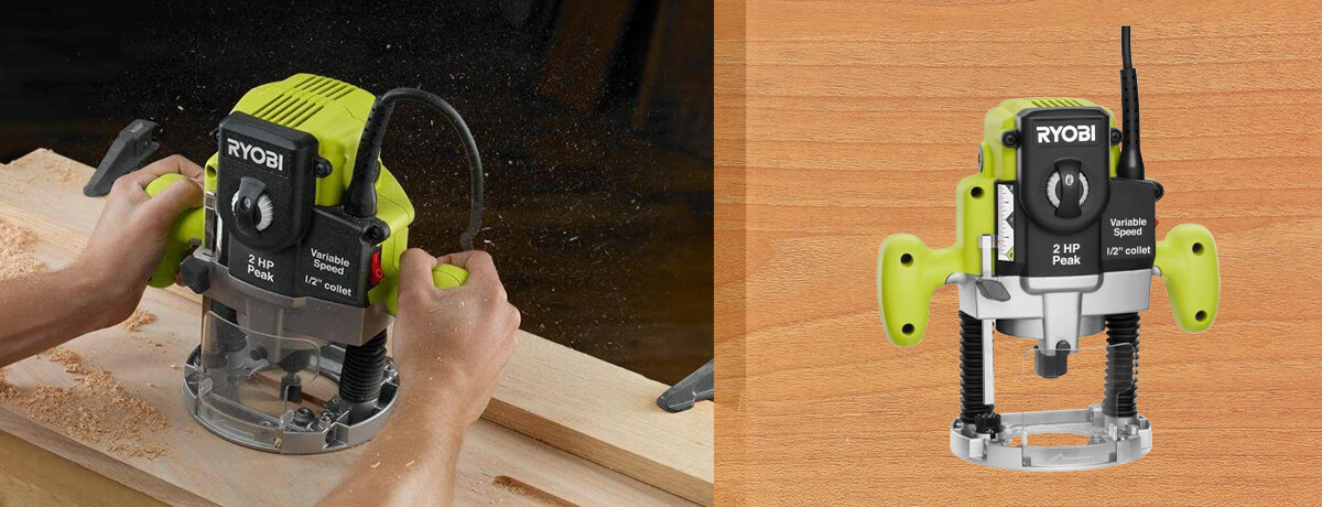 Best Ryobi Plunge Router Review