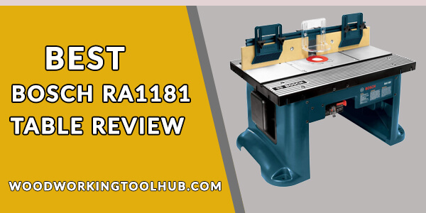 Bosch Ra1181 Review