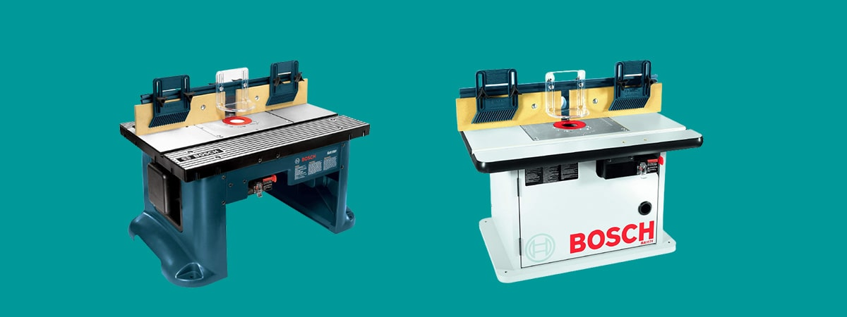 Best wood router table