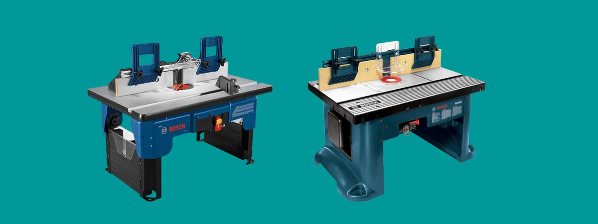 Bosch Router Table Review